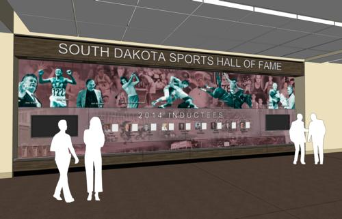 SD Sports Hall of Fame lands spot at Denny Sanford Premier Center