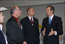 Terry and Senator John Thune