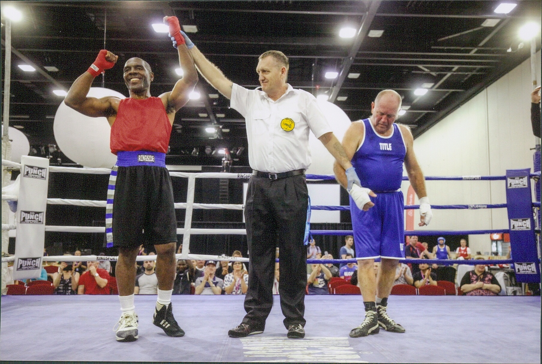 Amateur boxing in kansas city