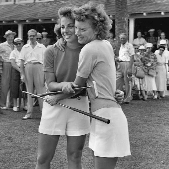 Marlene Bauer Hagge South Dakota Sports Hall Of Fame
