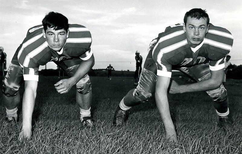 Larry Jacobson - South Dakota Sports Hall of Fame
